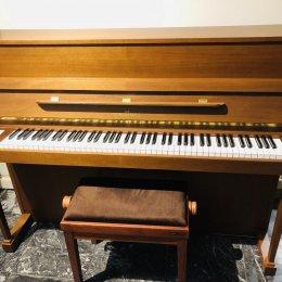 Schimmel 112/10 von 1979 in Holz matt